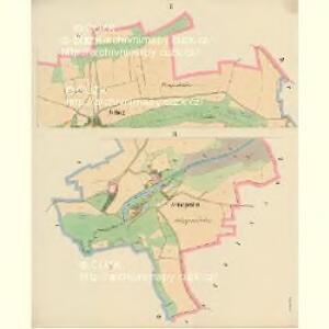 Gehag - c1750-1-002 - Kaiserpflichtexemplar der Landkarten des stabilen Katasters