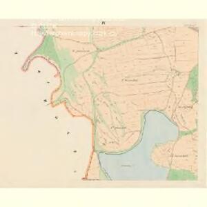 Putim - c6291-1-004 - Kaiserpflichtexemplar der Landkarten des stabilen Katasters