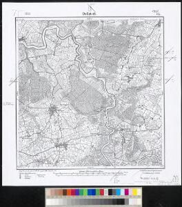 Meßtischblatt 422 : Dellstedt, 1914