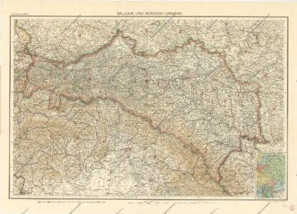 Galizien und Nordost - Ungarn