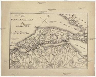 Die Dardanellen oder Hellenspont