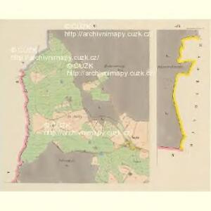 Grafenried - c4288-3-006 - Kaiserpflichtexemplar der Landkarten des stabilen Katasters