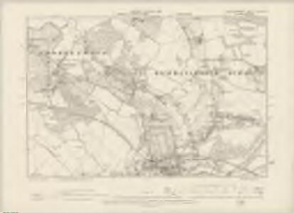 Hertfordshire XLIII.NE - OS Six-Inch Map