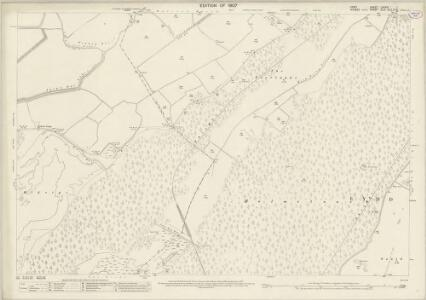 Kent LXXXVI.1 (includes: Broomhill; Lydd) - 25 Inch Map