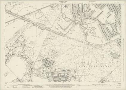 Kent IX.5 (includes: Bexley; Crayford; Dartford) - 25 Inch Map