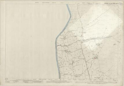 Yorkshire XLVIII.2 (includes: Dillicar; Sedbergh) - 25 Inch Map