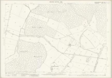Buckinghamshire XXXI.7 (includes: Oakley; Stanton St John; Thomley; Waterperry; Worminghall) - 25 Inch Map