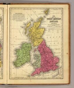 Gt. Britain, Ireland.