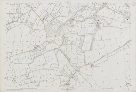 Somerset LIII.2 (includes: North Wootton; Pilton; West Pennard) - 25 Inch Map