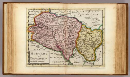 Hungary and Transilvania.