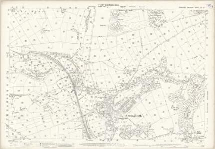Yorkshire CC.12 (includes: Bingley) - 25 Inch Map