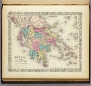 Greece And The Ionian Republic.