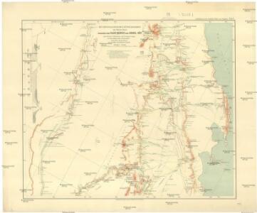 Die krystallinischen Küstengebirge am Roten Meer zwischen dem Uadi Qeneh und Gebel Set