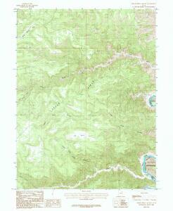 Cedar Ridge Canyon