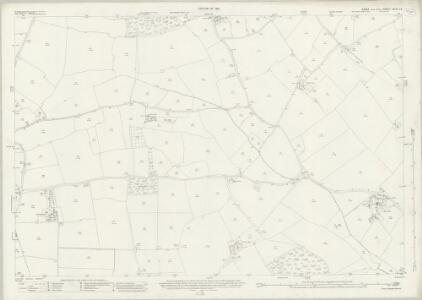 Essex (New Series 1913-) n XLIV.16 (includes: Boreham; Great and Little Leighs; Little Waltham) - 25 Inch Map