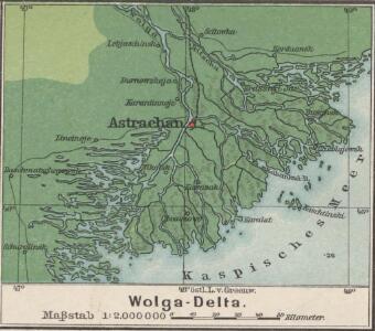 Wolga-Delta