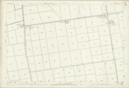 Cambridgeshire XI.1 (includes: Thorney) - 25 Inch Map