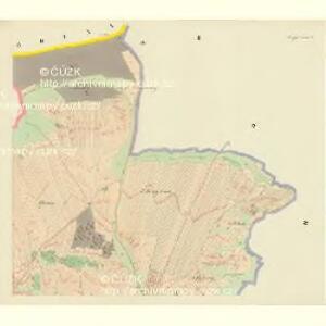 Kozoged (Kozogedi) - c3466-1-002 - Kaiserpflichtexemplar der Landkarten des stabilen Katasters