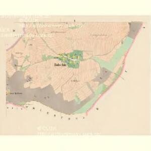 Robschitz (Robssice) - c6485-1-002 - Kaiserpflichtexemplar der Landkarten des stabilen Katasters