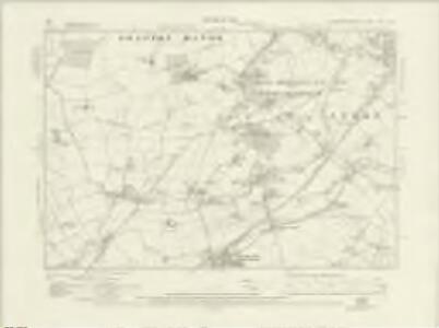 Worcestershire XXII.NE - OS Six-Inch Map