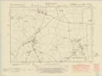 Bedfordshire V.SW & SE - OS Six-Inch Map