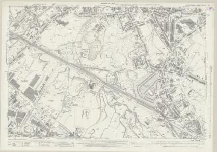 Staffordshire LXVIII.9 (includes: Rowley Regis; Tipton; West Bromwich) - 25 Inch Map