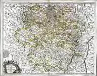 Les duchés de Lorraine et de Bar les evechés de Metz Toul et Verdun