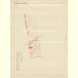 Probitz - m2405-1-006 - Kaiserpflichtexemplar der Landkarten des stabilen Katasters