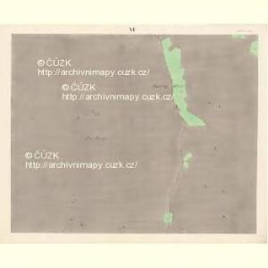 Althütten - c7262-1-010 - Kaiserpflichtexemplar der Landkarten des stabilen Katasters