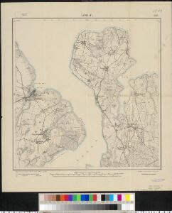 Meßtischblatt 680 : Lassan, 1911