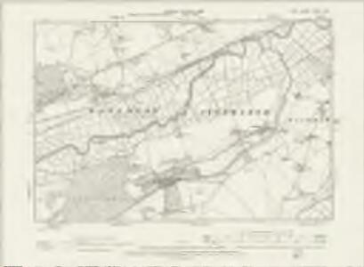 Kent XXXVI.SW - OS Six-Inch Map