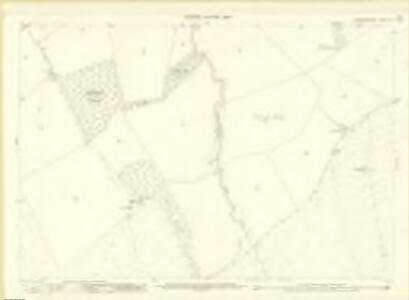 Edinburghshire, Sheet  020.03 - 25 Inch Map
