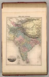 Inde.  Asie Centrale.