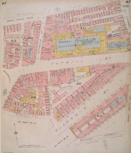 Insurance Plan of London West Vol. A: sheet 7