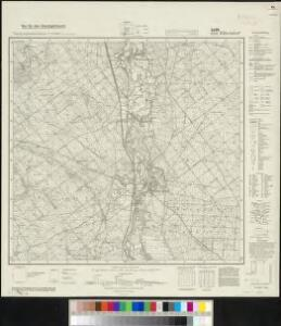 Meßtischblatt 4658 : Klitschdorf, 1940
