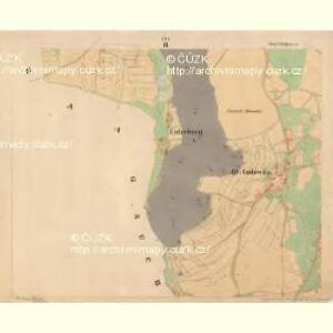 Gross Umlowitz - c5466-1-002 - Kaiserpflichtexemplar der Landkarten des stabilen Katasters