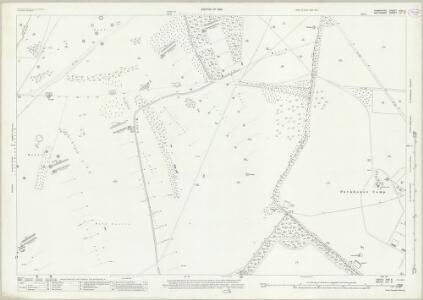 Hampshire and Isle of Wight XXII.6 (includes: Bulford; Cholderton; Milston; Shipton Bellinger) - 25 Inch Map