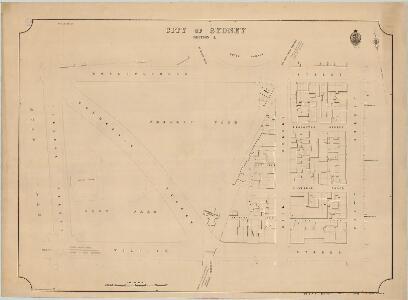 City of Sydney, Section L, 1885
