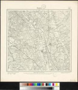 Meßtischblatt 2354 : Dingden, 1897