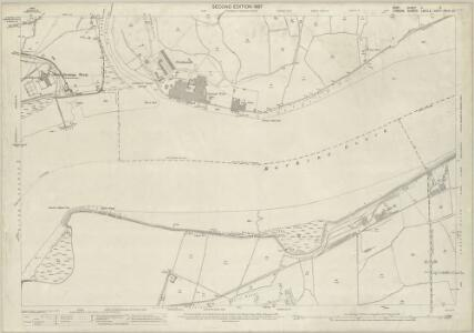 Kent II.3 (includes: Barking; Borough Of Woolwich) - 25 Inch Map