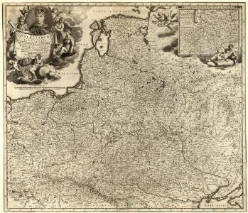 Hanc Regni Poloniarvm Magniqve Dvcatvs Lithvaniae Rvssiae, Prvssiae, Mazoviae, Samogitiae, Kioviae, Volhyniae, Podoliae, Podlachiae, Livoniae, Smolensci, Severia e. Czern.