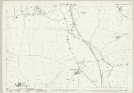 Suffolk LXIV.5 (includes: Cockfield; Lavenham; Preston St Mary; Thorpe Morieux) - 25 Inch Map