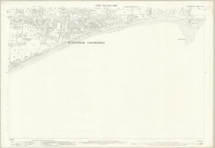 Devon CIII.4 (includes: Budleigh Salterton; Otterton) - 25 Inch Map