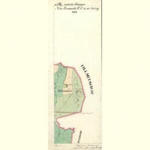 Neu Preneth - c5320-2-004 - Kaiserpflichtexemplar der Landkarten des stabilen Katasters