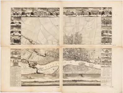 Plan de la ville de Varsovie : dedie A. S. Mavgvste III roi de Pologne Electevr de Saxe