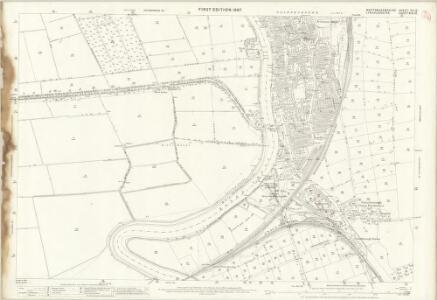 Nottinghamshire VII.12 (includes: Beckingham; Gainsborough; Saundby) - 25 Inch Map