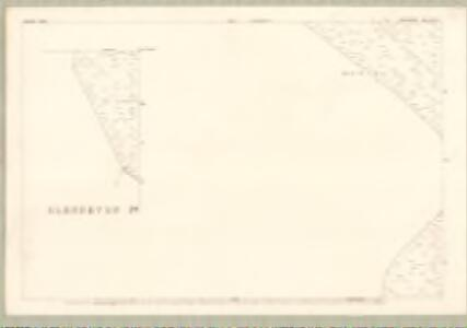 Perth and Clackmannan, Sheet CXVIII.12 (with inset CXVIII.16) (Dunning) - OS 25 Inch map