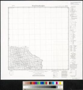 Meßtischblatt 08101 : Forst Schmalleningken, 1939