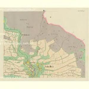 Nieder Reith - c1356-2-003 - Kaiserpflichtexemplar der Landkarten des stabilen Katasters