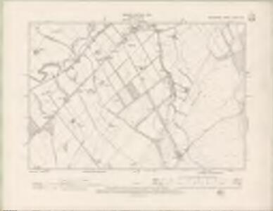 Perth and Clackmannan Sheet CXXVI.NW - OS 6 Inch map